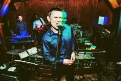 zespół muzyczny; Marcin Kedziora; wokal